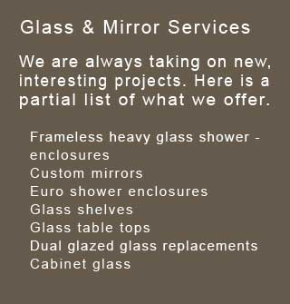 Glass and Window Services available from Glass Moorpark Oakstone Glass